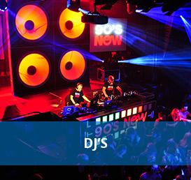 DJ's boeken bij Euro Entertainment