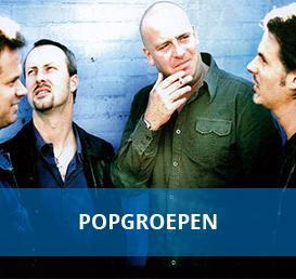 popgroepen boeken bij Euro Entertainment