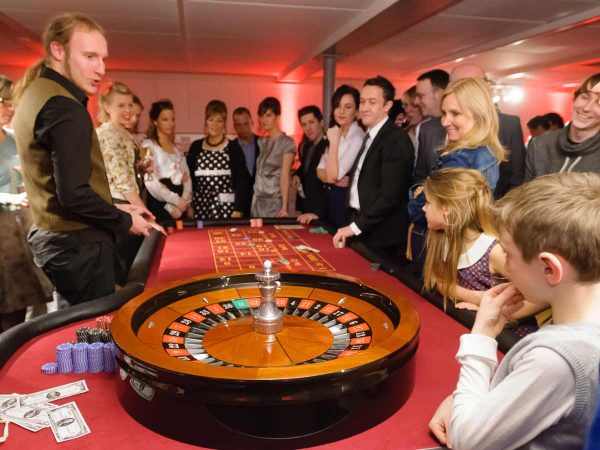 Casino op Locatie boeken? - Euro-Entertainment B.V.