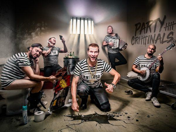 Party Criminals boeken? - Euro-Entertainment B.V.