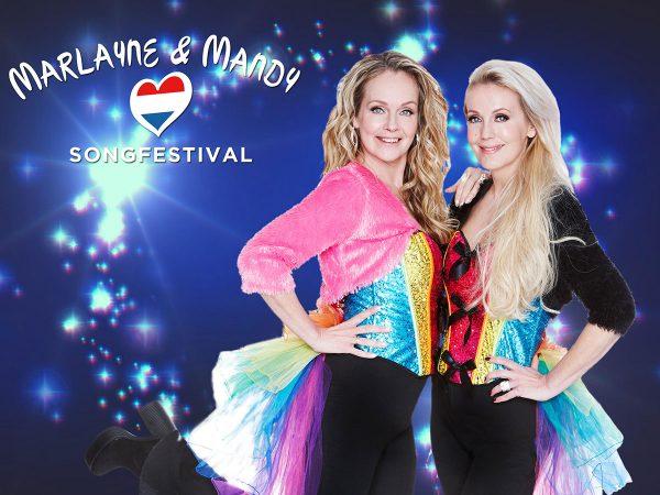 Marlayne & Mandy boeken? - Euro-Entertainment B.V.