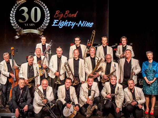 Big Band Eighty Nine boeken? - Euro-Entertainment B.V.