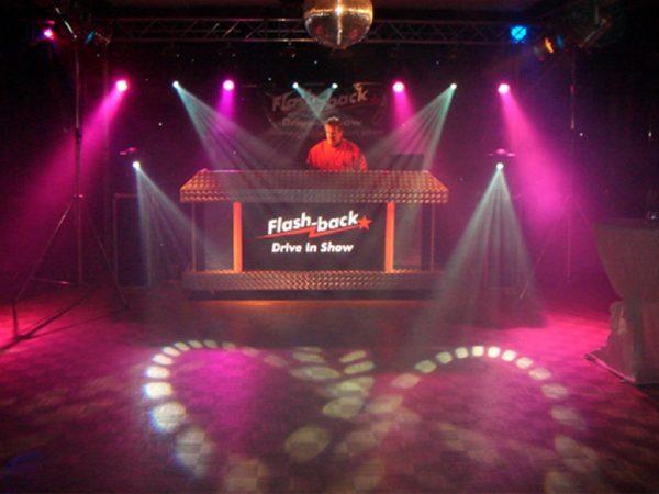 Flash Back Drive In Show boeken? - Euro-Entertainment B.V.