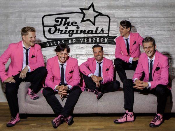 The Originals boeken? - Euro-Entertainment B.V.