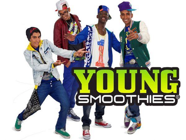 Young Smoothies boeken? - Euro-Entertainment B.V.