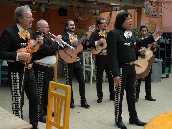 Serenata Mexicana boeken? - Euro-Entertainment B.V.