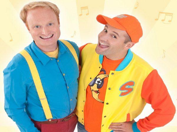 Sjon & Sjeffrie Kidz show boeken? - Euro-Entertainment B.V.