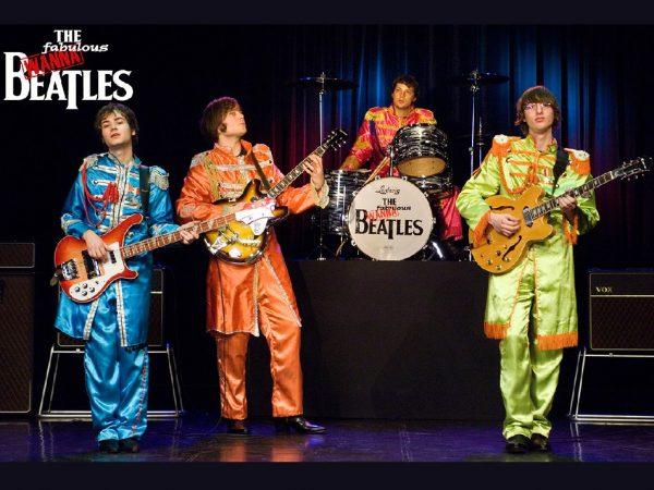 The Fabulous Wannabeatles boeken? - Euro-Entertainment B.V.