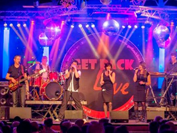 Get Back Live boeken? - Euro-Entertainment B.V.