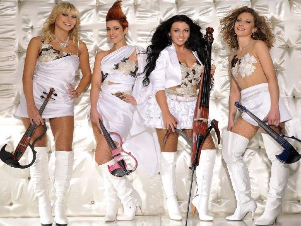 The Exclusive Strings boeken? - Euro-Entertainment B.V.