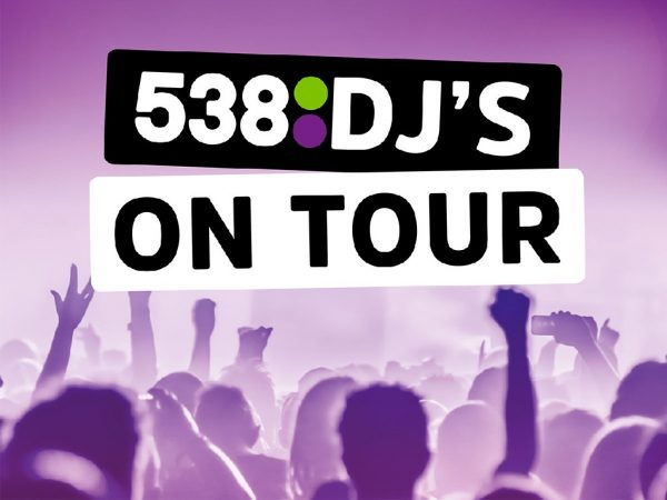 538 DJ's On Tour boeken? - Euro-Entertainment B.V.
