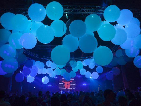 Ballonnen Decoratie boeken? - Euro-Entertainment B.V.