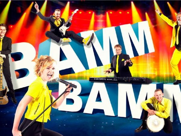 Bamm Bamm boeken? - Euro-Entertainment B.V.