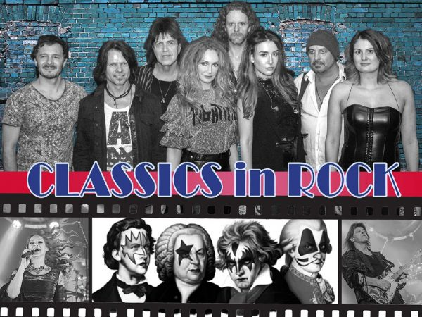 Classic Rock Show boeken? - Euro-Entertainment B.V.
