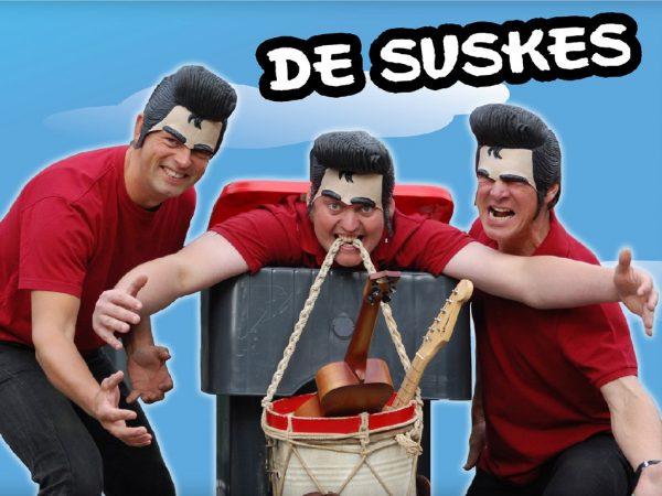 De Suskes boeken? - Euro-Entertainment B.V.