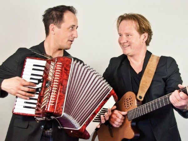 Duo The Band boeken? - Euro-Entertainment B.V.