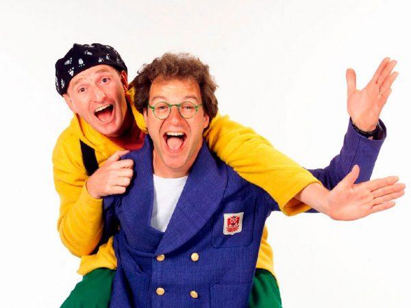 Ernst en Bobbie boeken? - Euro-Entertainment B.V.