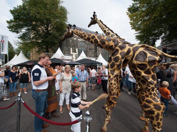 Giraffen boeken? - Euro-Entertainment B.V.