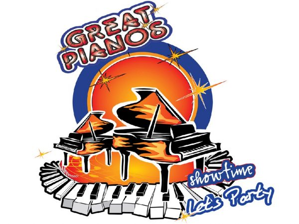 The Great Piano's Show boeken? - Euro-Entertainment B.V.