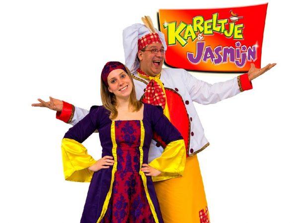 Kareltje & Jasmijn boeken? - Euro-Entertainment B.V.