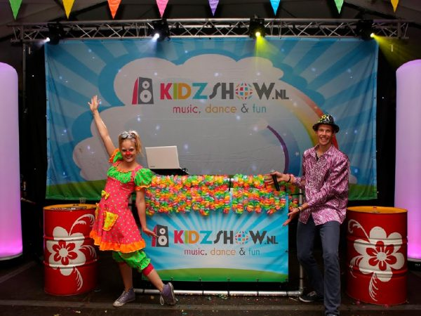 KidzShow boeken? - Euro-Entertainment B.V.