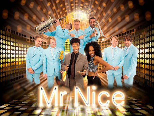 Mr. Nice band boeken? - Euro-Entertainment B.V.