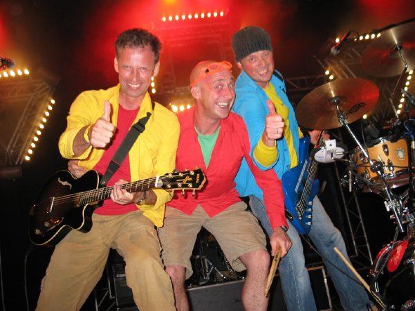 One Two Trio boeken? - Euro-Entertainment B.V.