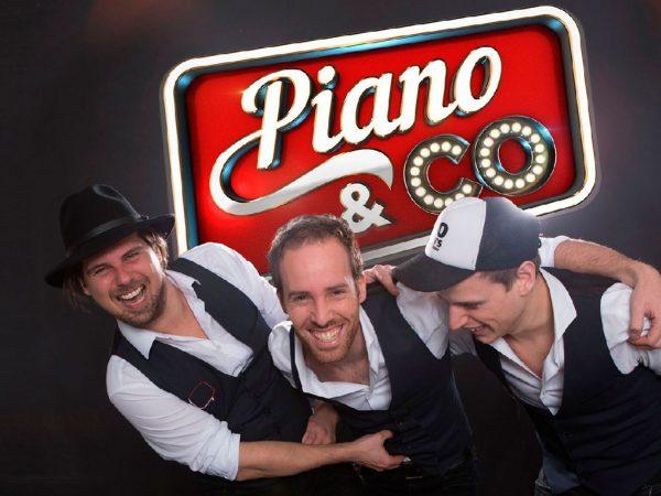 Piano & Co boeken? - Euro-Entertainment B.V.