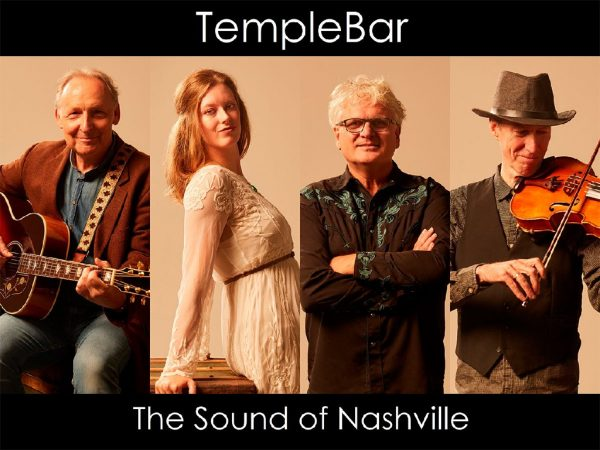 Templebar Akoustische Country Pop Band boeken? - Euro-Entertainment B.V.