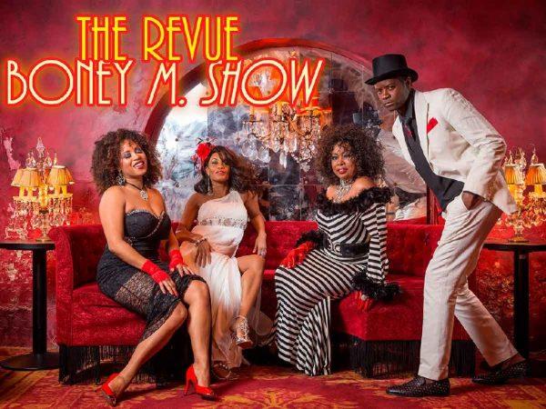 The reVue Boney M Show boeken? - Euro-Entertainment B.V.