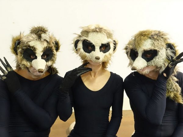 Trio Tumble Tails boeken? - Euro-Entertainment B.V.