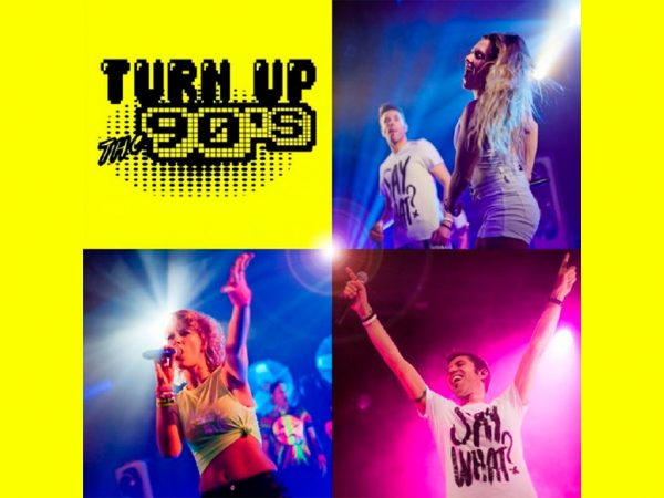 Turn up the 90's boeken? - Euro-Entertainment B.V.